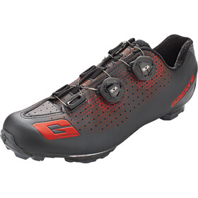 Gaerne Carbon G.Kobra Fietsschoenen Heren, black/red
